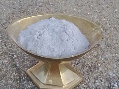 The Holy Ash