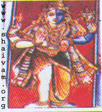 sankaranArAyaNa - Lord siva with vishnu in one part
