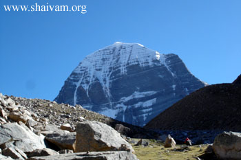 North Face of Holy Kailash