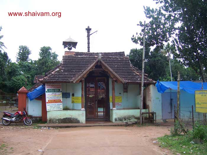 appearance of temple entrance