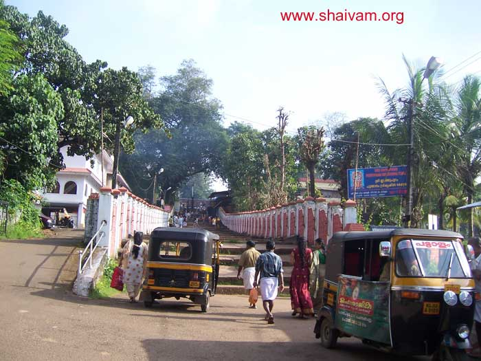 way to temple