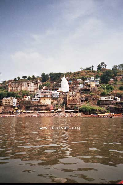 Omkareshwar temple, India
