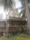 Sri Raghaveshwarar temple - Vimanam side-view, Therisanamcope