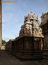 Sri Thiruthaleeswarar temple Vimanam Back-side view, Thirupputhur