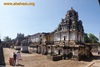 Sri Manathunainathar temple full-view, Thiruvalivalam