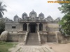 Shiva temple front-view, Pinnalur