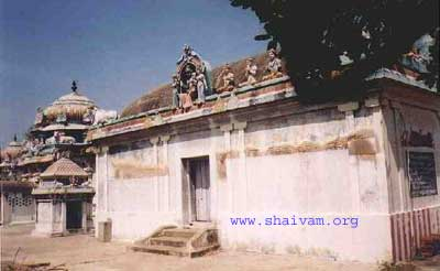 thiruanniyur temple