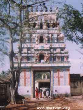 then kurangaduturai temple